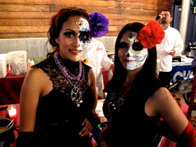 DIA DE LOS MUERTOS COSTUME // #hourglassandbloom
